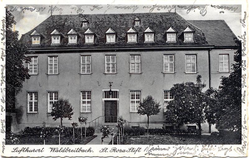 Rosastift 1936
