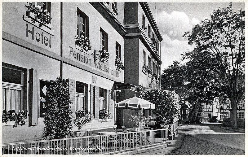 Wiedischer Hof von Anton Rams 1938