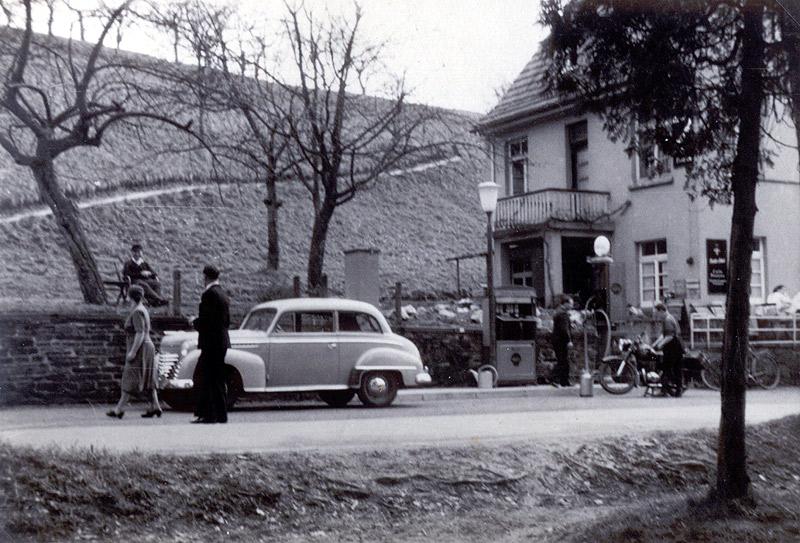 Tankstelle Elisenruh