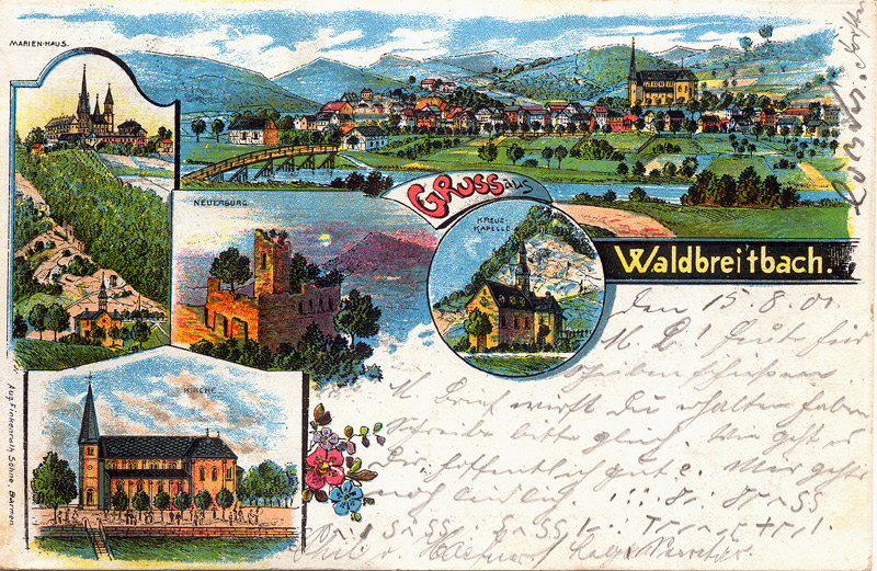 15. August 1901