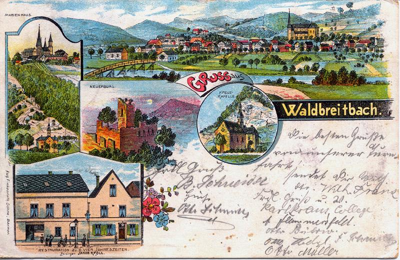 Juni 1901