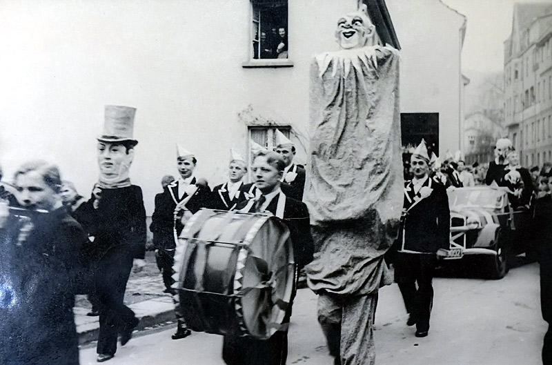 Umzug Proklamation 1952