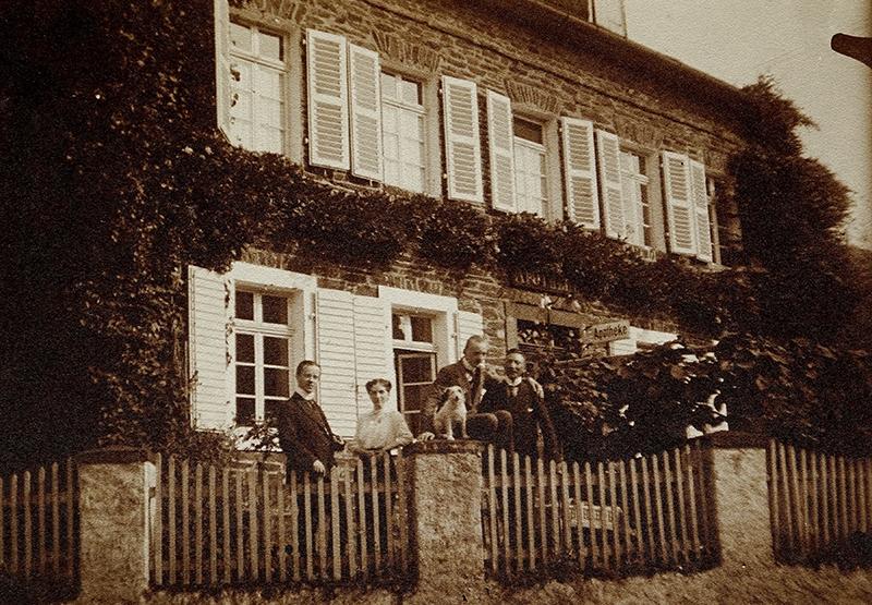 Apotheke 1914